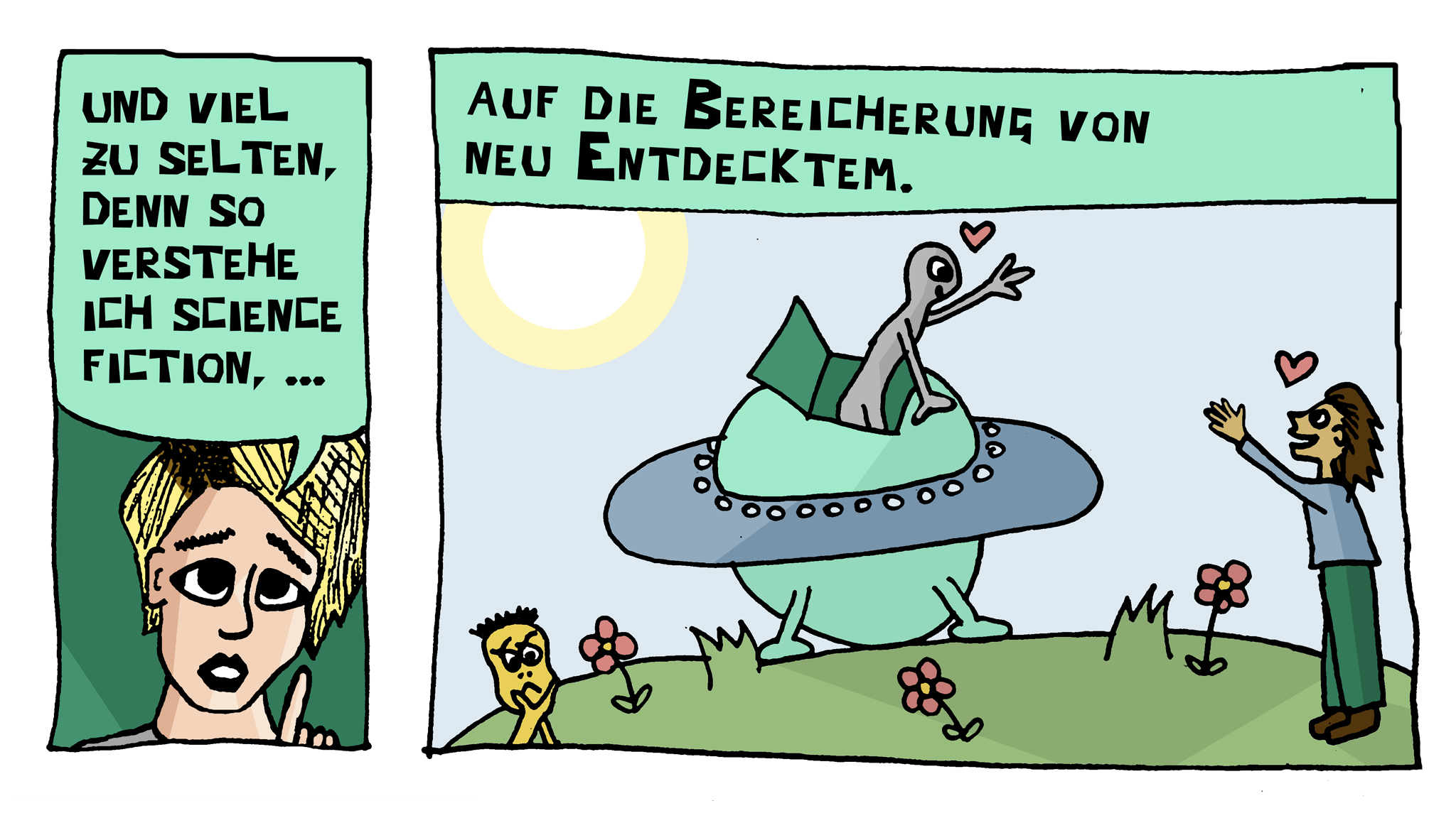 Science-Fiction-Cartoons